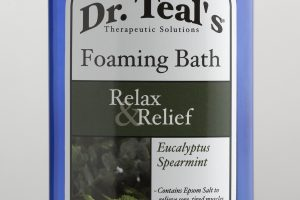 Giveaway: Dr. Teals Fabulous Foot Care Products