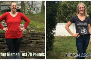 Heather Nieman: How I Lost 70 Pounds