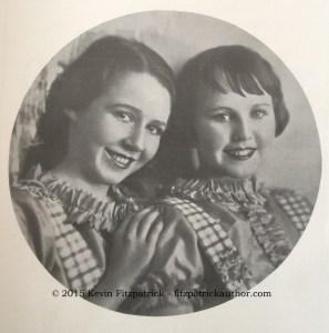 Jane and Katherine Lee