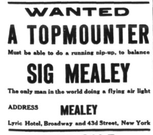 mealey