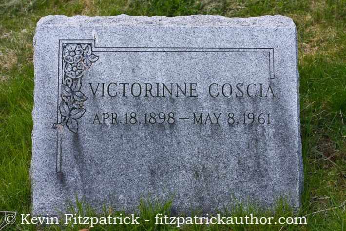 Victorinne Coscia