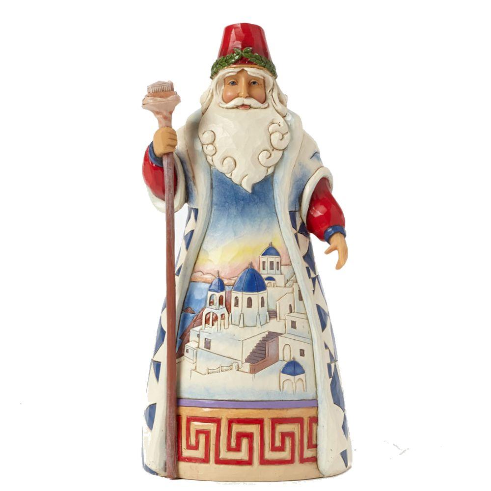 Heartwood Creek Santas Around The World Kala Christougenna