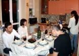 la cena da Gianni