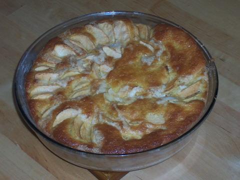 La torta di mele di Maria Pia