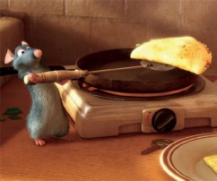 Ratatouille il film