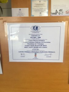 ISO 9001 pmatlantique