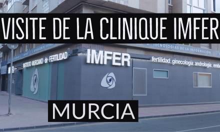 Visite de la clinique espagnole IMFER de Murcia