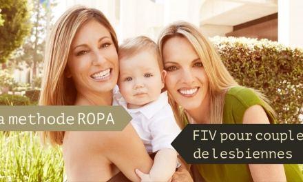 Méthode ROPA (FIV couple de lesbiennes)