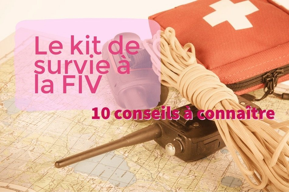 Le kit de survie à la FIV : 10 conseils à connaitre