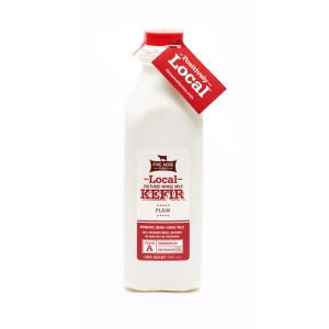 Kefir Bottle - Local Kefir - Five Acre Farms