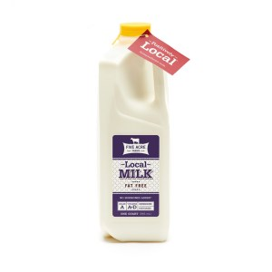 Fat Free Milk Quart