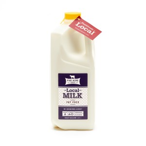 Skim Milk - Five Acre Farms