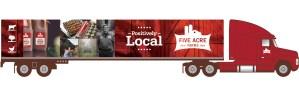 Five Acre Farms Truck image