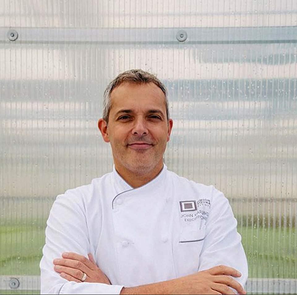 John Karangis, Chef
