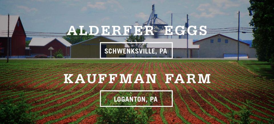 Five Acre Farms Egg Farmer - Alderfer Kauffman