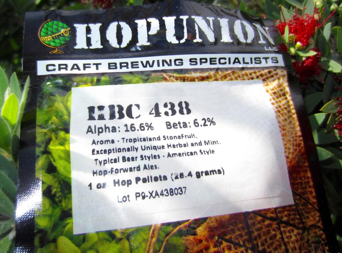 Neomexicanus Hop Review: HBC 438