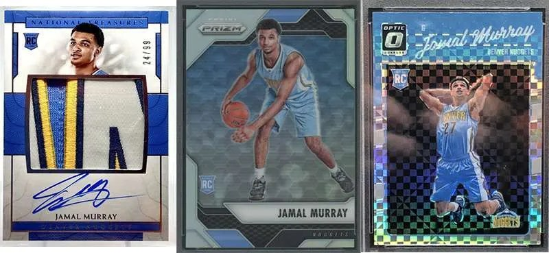 Jamal Murray Rookie Cards
