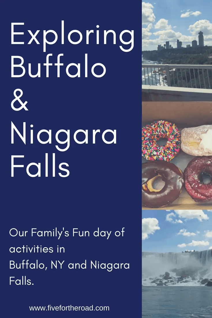 Buffalo and Niagara Falls Family Itinerary