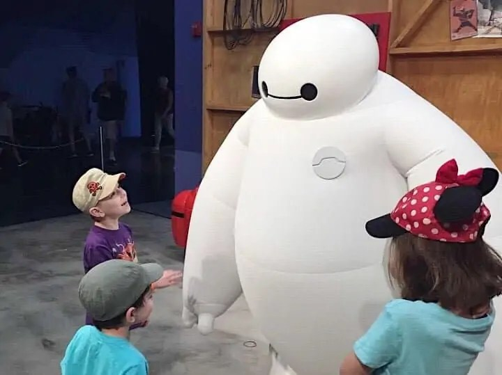meeting baymax disney world tips for first timers