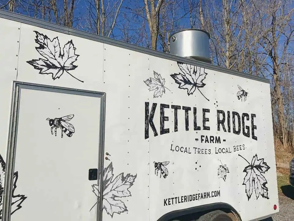Adopt A Maple at Kettle Ridge Farm