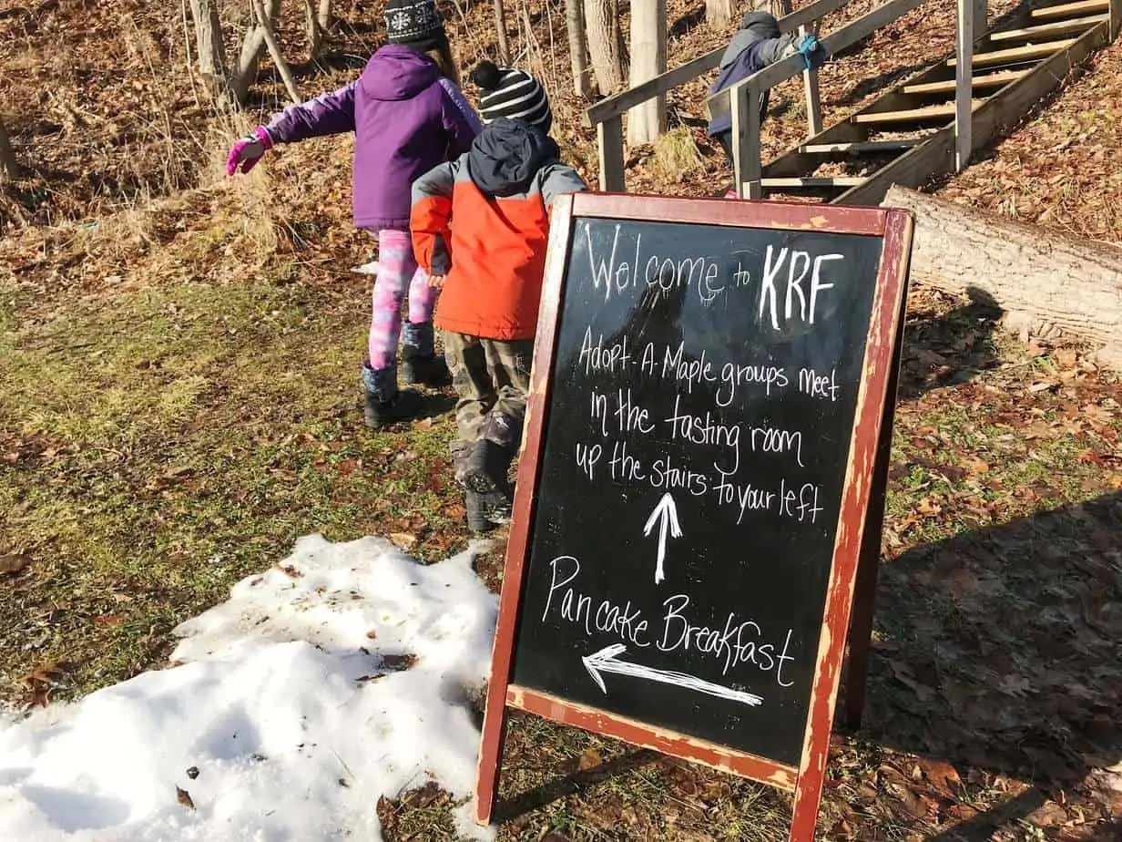 tasting at kettle ridge farm