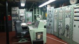 Missle control room