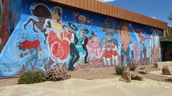 Famous El Paso Mural
