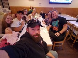 Sushi night with awesome people