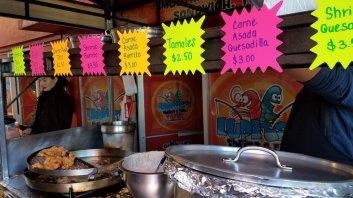 Algodones street tacos