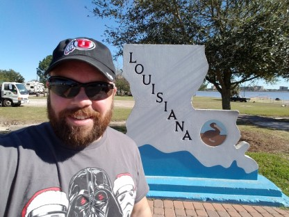 Welcome to Louisiana