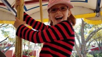 Legoland merry-go-round