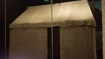 George Washington's original tent