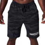 TAKE NOTICE! from FIVE KNUCKLE BULLET <br>Fleece Shorts with pockets