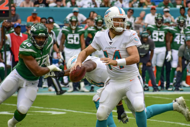 Dolphins Locker Room Report: Nov. 13