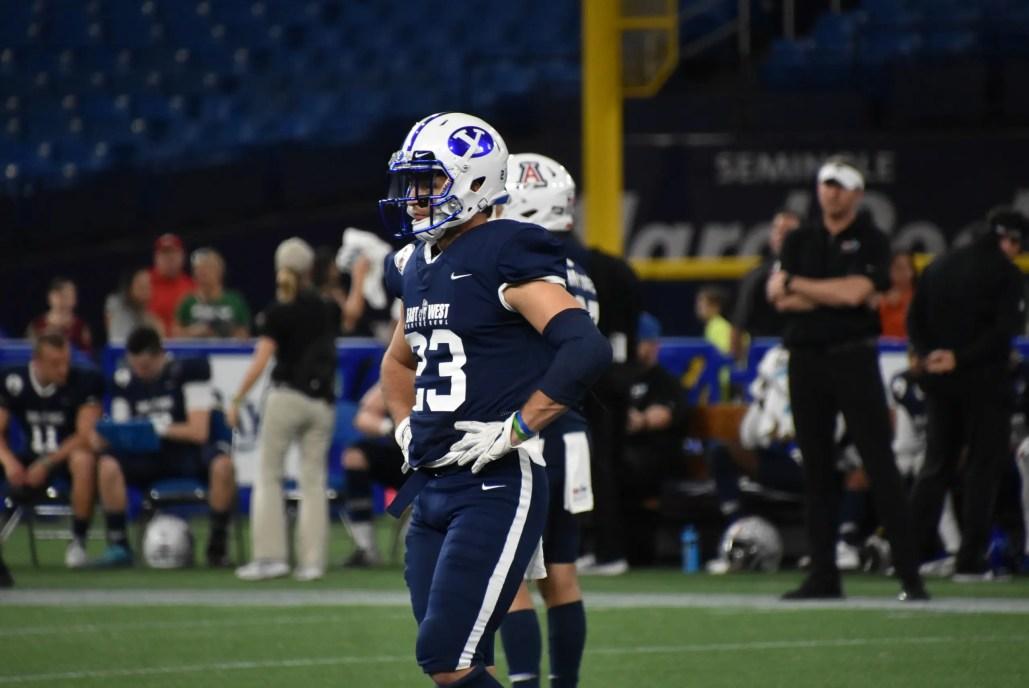 Miami Dolphins should draft BYU safety Austin Lee