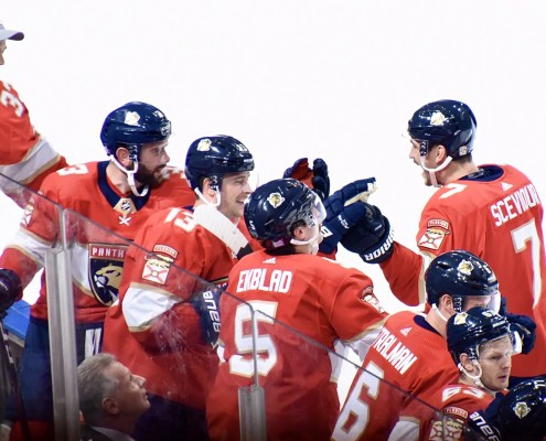 Florida Panthers Report Card: Fast and Furious First Half