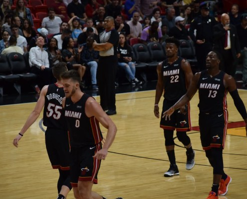 5 Most Interesting Miami Heat Player Stats for this Season