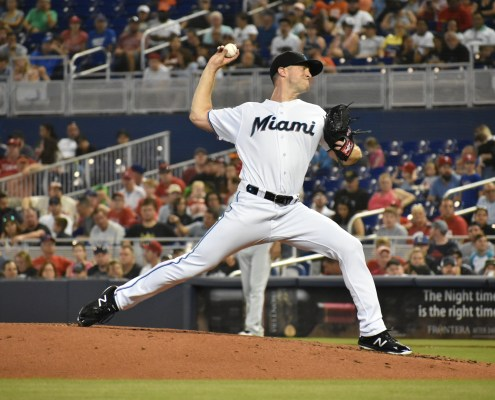 What Should Marlins do With Surplus of Starting Pitchers in MLB?