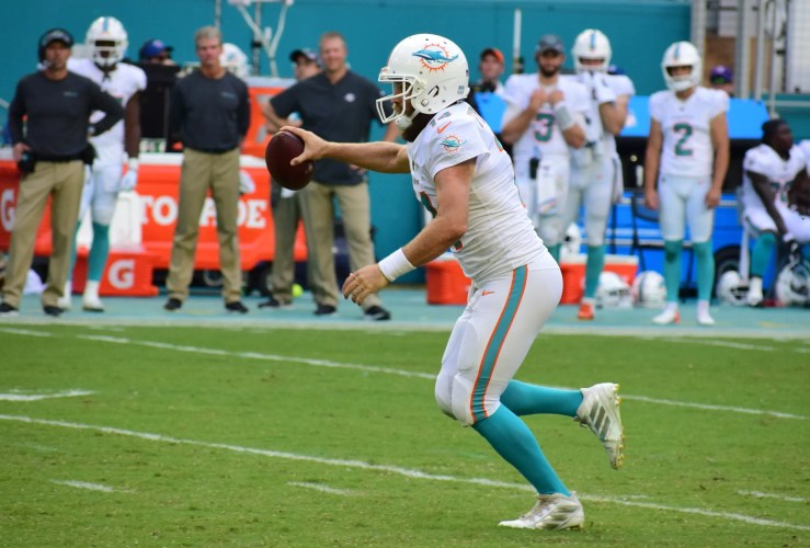 Dolphins Practice Report: Week 9 vs. Jets