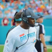 The Dolphins' free agent signings fit into coach Brian Flores' scheme. (Tony Capobianco for Five Reasons Sports)