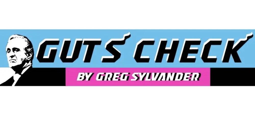 Guts Check: Put Away the Trade Machine