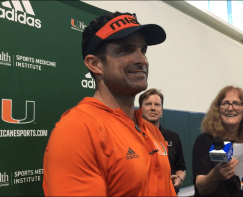 3 Things We Want to Know After Tonight's Canes Scrimmage