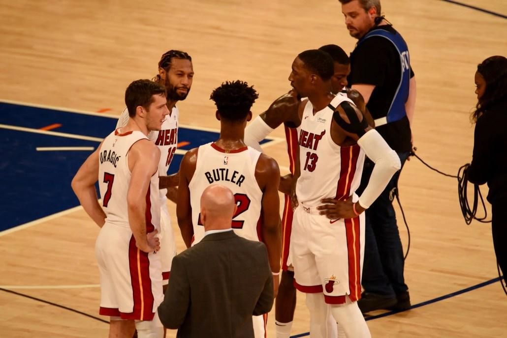 Season Ticket: Jimmy Butler, the Miami Heat & Fresh First Impressions