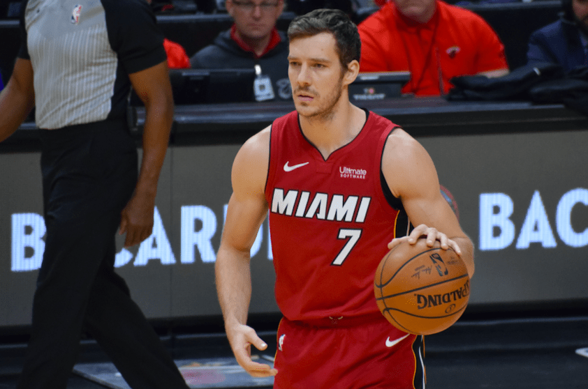 Launching Pad: Derrick's Drives, Dragic's Dimes, Olynyk's Out