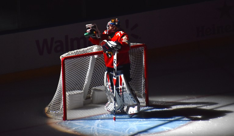 Florida Panthers: Sergei Bobrovsky has little room for error Thursday