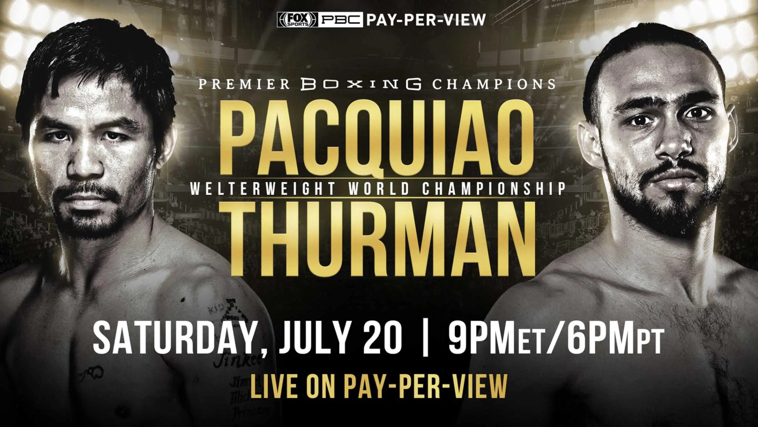 Manny Pacquiao vs. Keith Thurman: End of the road?