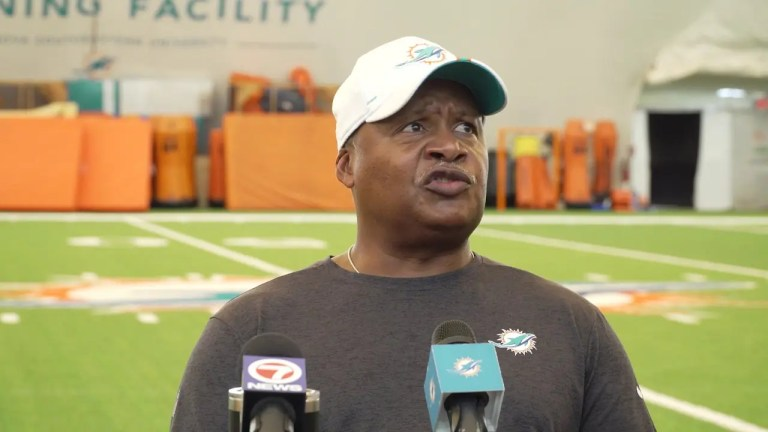 Dolphins assistant head coach Jim Caldwell taking leave of absence