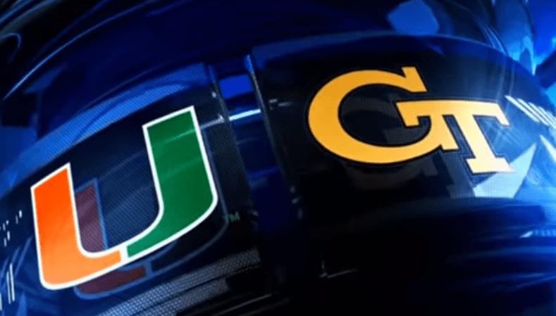 Recollected Dozen, Game 9: 2012 Miami @ Georgia Tech