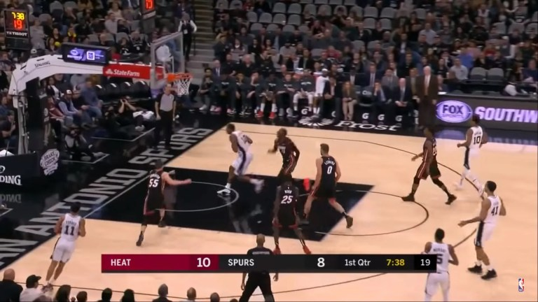 Miami Heat: Bench struggles contribute to loss against Spurs