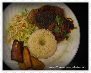 Pollo Negro Recipe | Five Senses Palate
